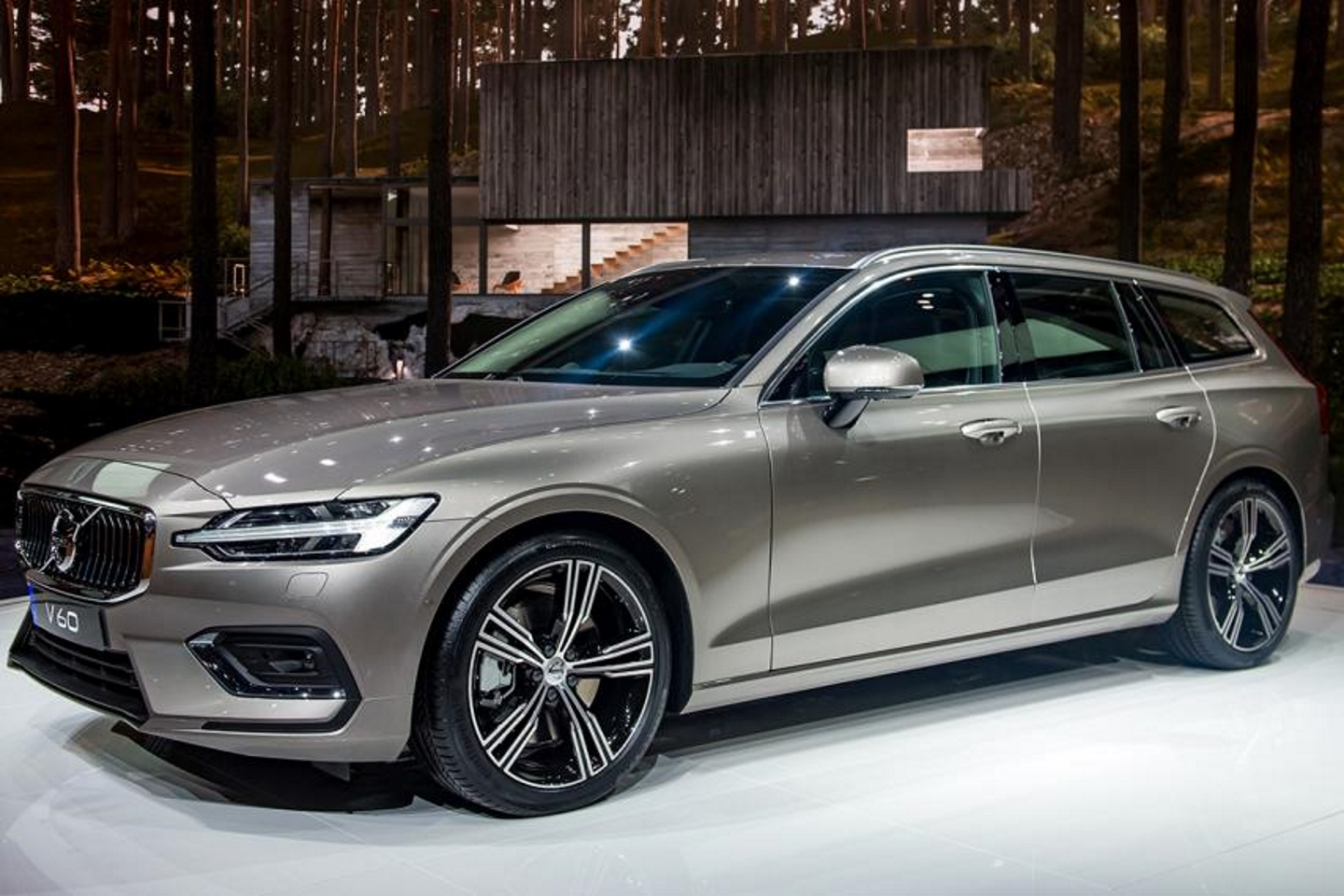 Volvo V 60. Фото: Robert Hradil/Getty Images