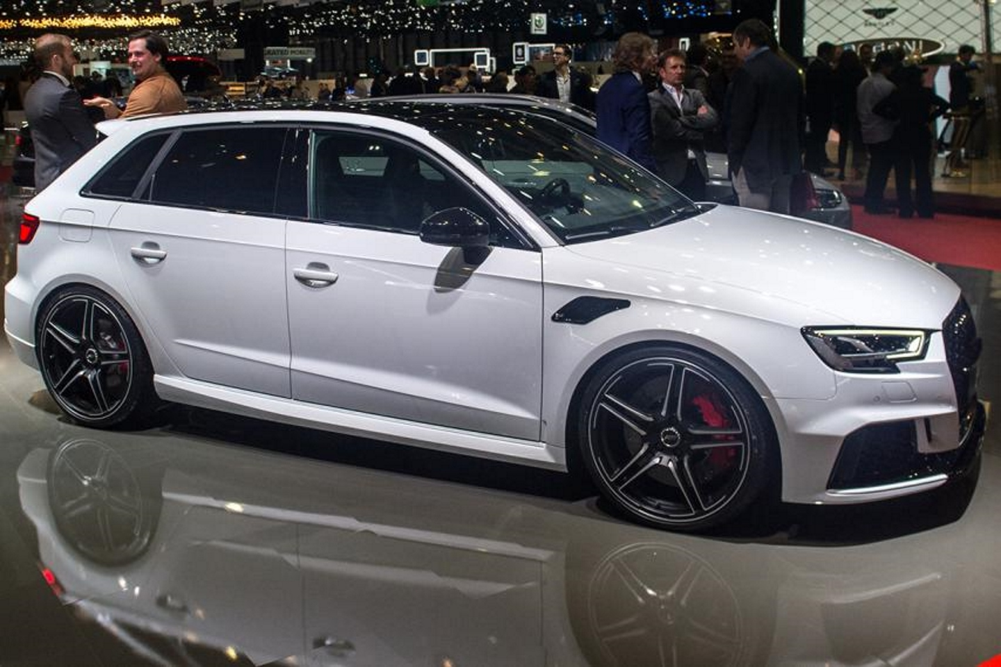 Audi ABT RS3. Фото: Robert Hradil/Getty Images