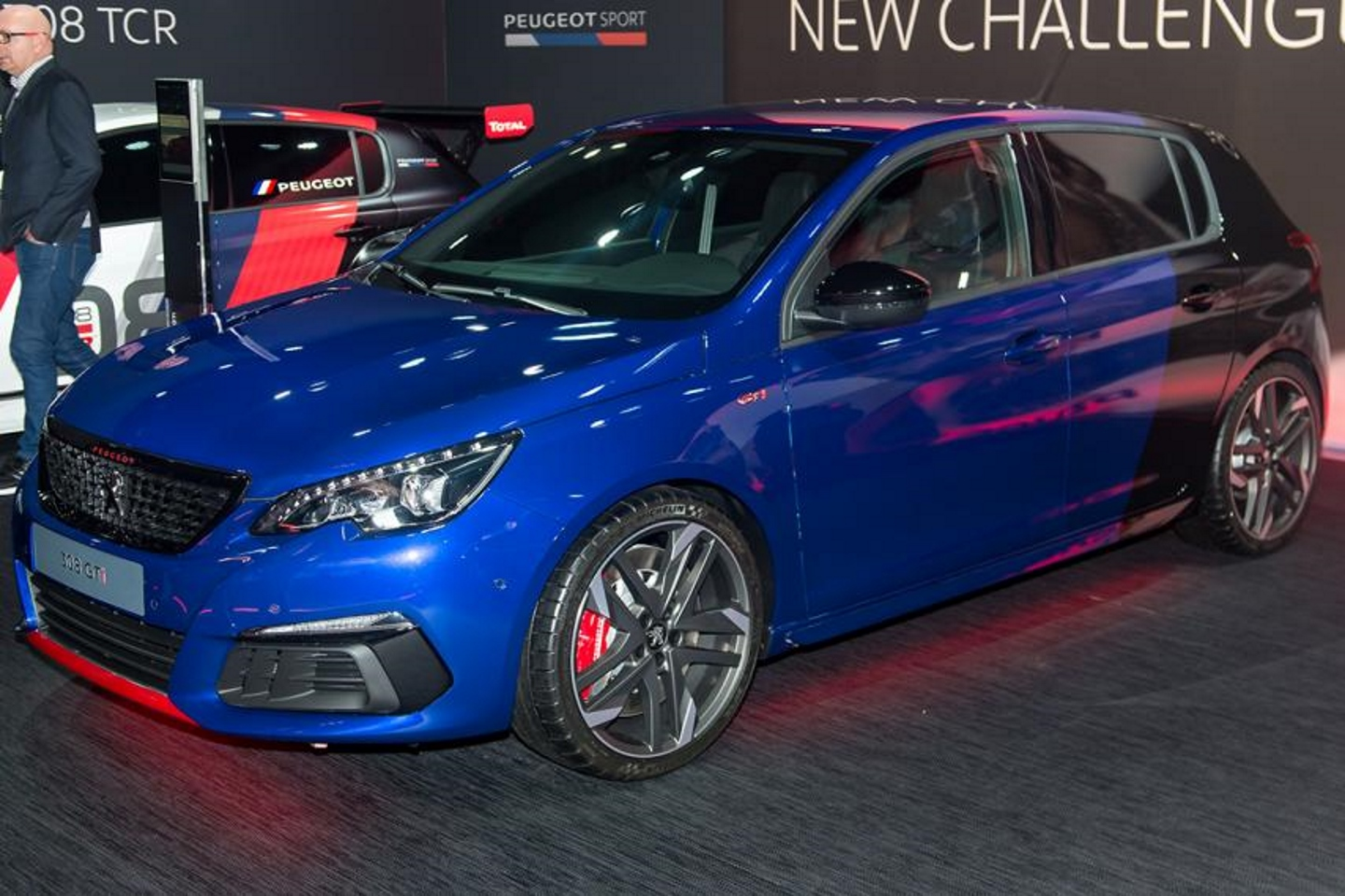 Peugeot 308 GTi. Фото: Robert Hradil/Getty Images