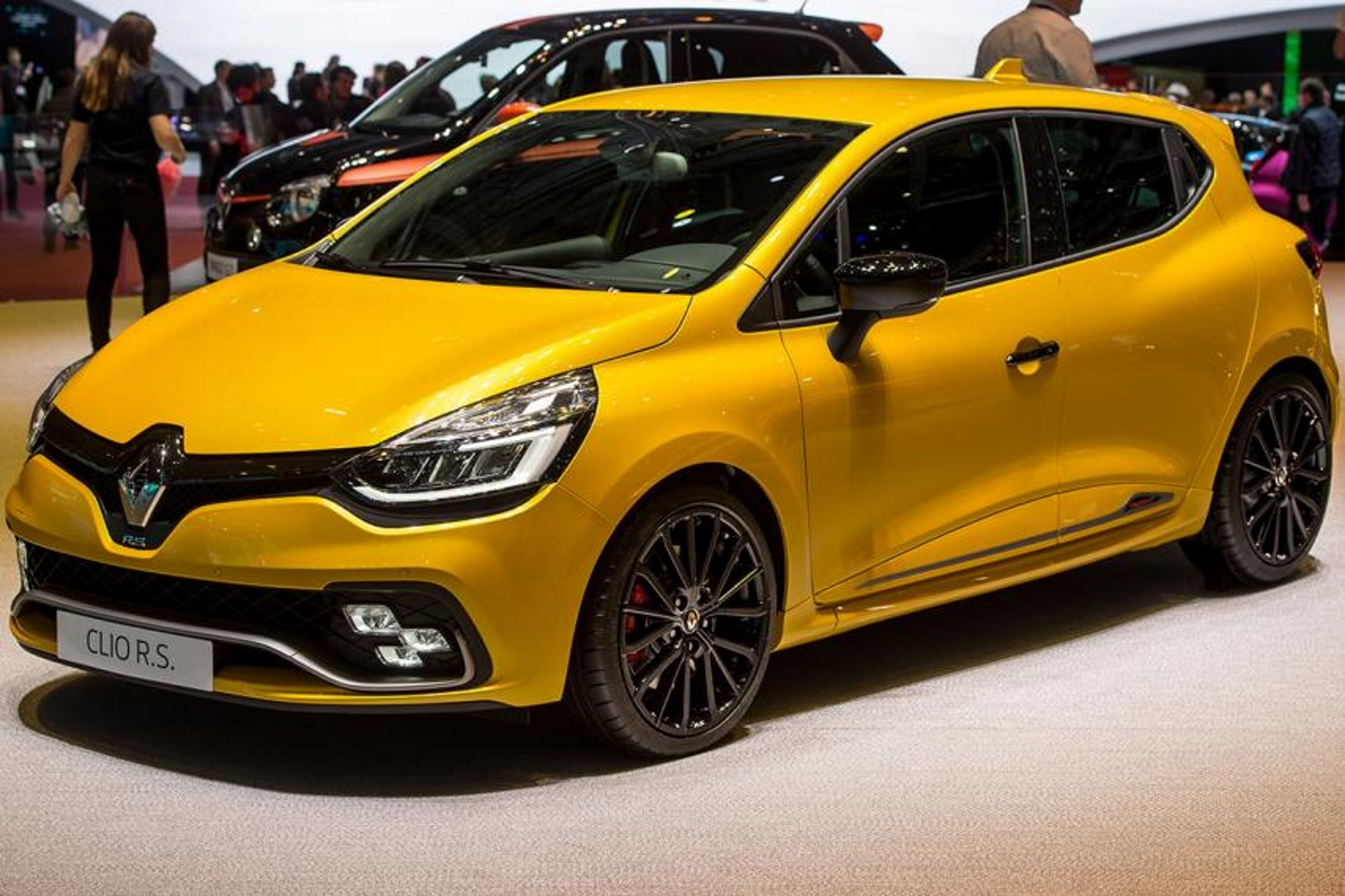 Renault Clio RS. Фото: Robert Hradil/Getty Images